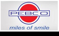 Pebco Motors Logo