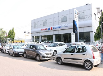 CM Auto Sales  Industrial Area Phase 1, Chandigarh AboutUs