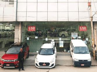 Competent Automobiles Madhu Vihar, Delhi AboutUs