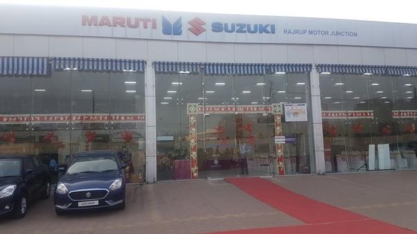 Rajrup Motor Junction JK Road, Bhopal AboutUs