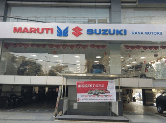 Rana Motors Janakpuri, New Delhi AboutUs