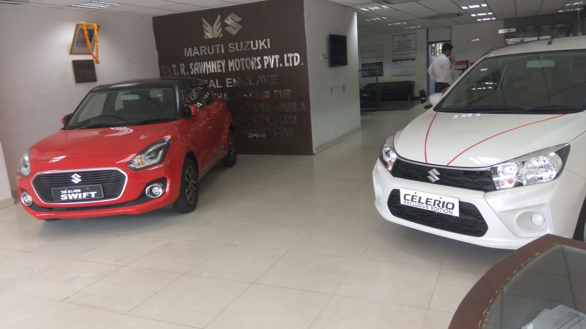TR Sawhney Motors Vishal Enclave, New Delhi AboutUs