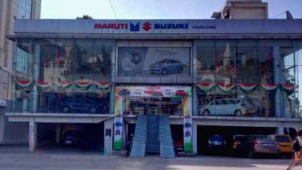 About Vishnu Motors - Maruti Suzuki Arena - Chrompet