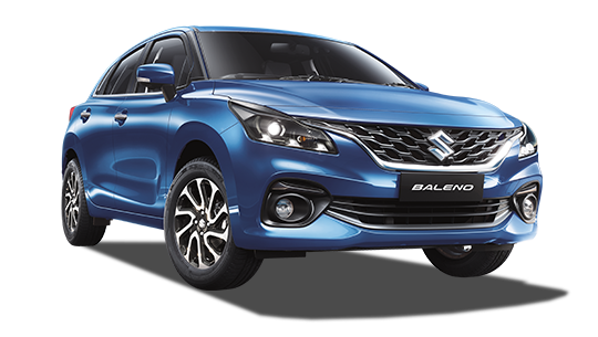 Baleno Madhusudan Motors MG Road, Agra