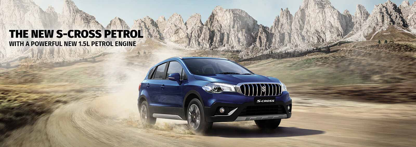 S-Cross Sandhu Automobiles Pvt Ltd GT Road, Ludhiana