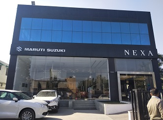 CM Auto Sales  Industrial Area Phase 7, Mohali AboutUs
