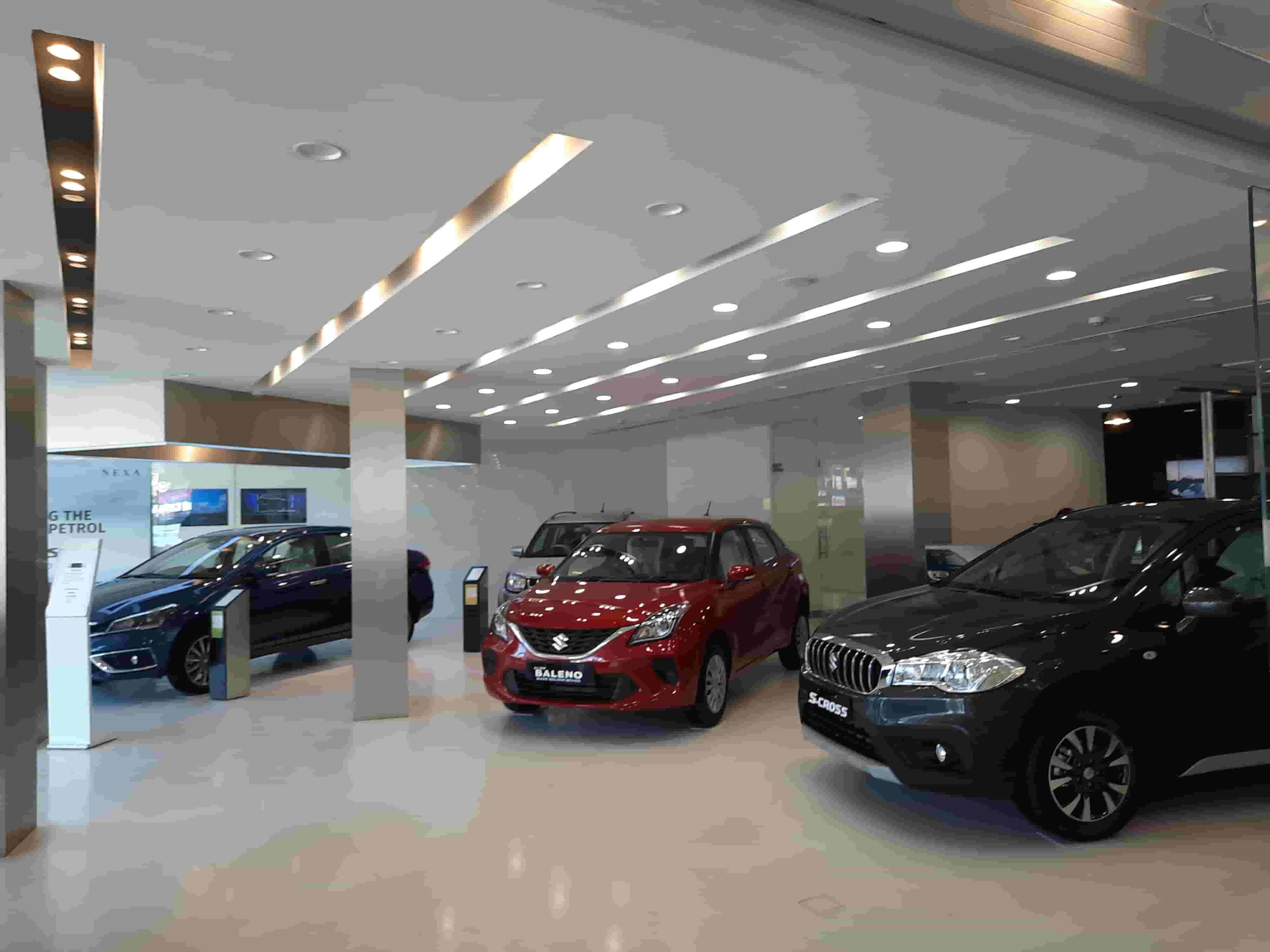 Rukmani Motors NEXA Bhawarkuan Indore AboutUs